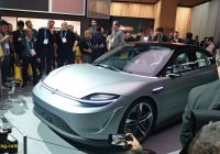 Electric Cars Sale Elegant sony S Electric Car Wows Ces In Bid for Tech Talent