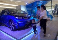 Electric Cars Sale New Shenzhen China Sales Pure Electric Vehicles Editorial