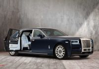 Fantom Works Cars for Sale Beautiful 1 Million Stitches Turns This Rolls Royce Phantom Into A