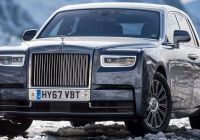 Fantom Works Cars for Sale Inspirational 2021 Rolls Royce Phantom Review Features Performance