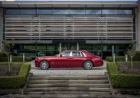 Fantom Works Cars for Sale Luxury Rolls Royce Reveals Red Phantom Mission with Artist