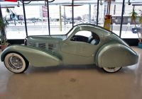 Fantom Works Cars for Sale New 1935 Bugatti Aerolithe Re Creation Pleted Lost Magnesium