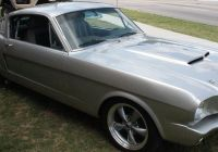 Fantomworks Cars for Sale Inspirational 1965 ford Mustang Fastback [cw] – 06 – Finish 005