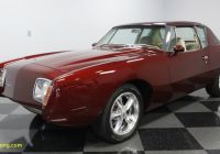 Fantomworks Cars for Sale Luxury Go forward Faster with This Avanti Restomod the Drive