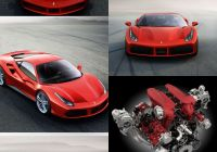 Ferrari 2015 Lovely the New Ferrari 488 Gtb Extreme Power for Extreme Driving
