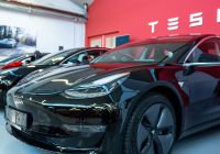 For Tesla the Model S Represents A Inspirational Tesla Tsla 3q 2019 Production and Delivery Numbers