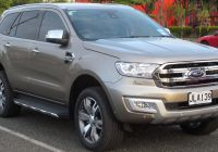 Ford Car Price New ford Everest