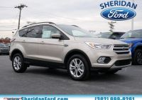 Ford Certified Pre Owned Best Of Certified Pre Owned 2018 ford Escape Se 4wd