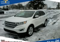 Ford Certified Pre Owned Inspirational Certified Pre Owned 2016 ford Edge Sel Awd