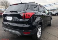 Ford Certified Pre Owned Lovely Pre Owned 2019 ford Escape Sel 4wd
