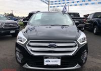 Ford Certified Pre Owned Luxury Pre Owned 2019 ford Escape Sel 4wd