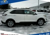 Ford Certified Pre Owned Unique Certified Pre Owned 2016 ford Edge Sel Awd