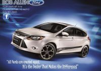 Ford Dealership New 2012 ford Focus