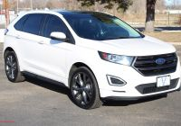 Ford Edge Sport Best Of 2017 ford Edge S