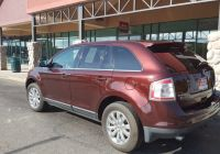 Ford Edge Sport Lovely 2009 ford Edge Limited