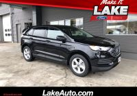 Ford Edge Sync 3 Inspirational New 2020 ford Edge Se Automatic Sport Utility