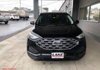 Ford Edge Sync 3 Lovely New 2020 ford Edge Se Automatic Sport Utility