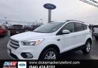 Ford Escape Wagon Lovely Pre Owned 2018 ford Escape Se 4wd