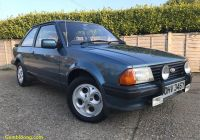 Ford Escort for Sale Fresh Pin On My Passion Cars