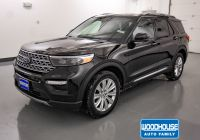 Ford Explorer Sport for Sale Beautiful Woodhouse New 2020 ford Explorer for Sale