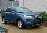 Ford Explorer Sport for Sale Luxury Pre Owned 2018 ford Explorer Xlt Fwd Suv
