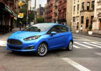 Ford Fiesta Titanium Lovely 2016 ford Fiesta Titanium 4dr Sdn Features and Specs
