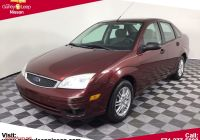 Ford Focus 2006 Problems Inspirational Pre Owned 2006 ford Focus Zx4 Fwd 4dr Car