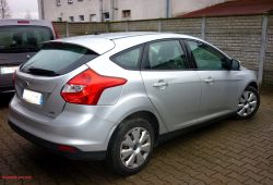Beautiful ford Focus 2010