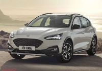 Ford Focus 2014 Awesome 2019 ford Focus Active Dead before Arrival In America