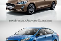 Luxury ford Focus 2014