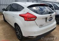 Ford Focus 2016 Best Of 2016 ford Focus Leil£o Line Copart Brasil