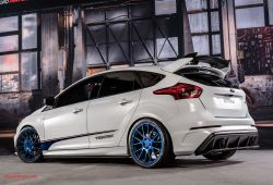 Beautiful ford Focus 2016