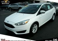 Ford Focus Titanium Awesome Pre Owned 2015 ford Focus Se Fwd 4dr Car