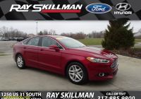 Ford Fusion Titanium Awesome 1739 Used Cars In Stock Indianapolis