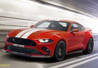 Ford Mustang 2017 Elegant 2018 ford Mustang Shelby Gt 350 Redesign and Price