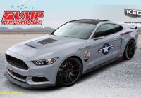 "Ford Mustang 2017 New 2017 ford Mustang Fastback ""track attack"" by Vmp Performance"