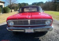 Ford St for Sale Awesome ford Falcon 1965 for Sale Exterior Color Red