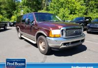 Ford St for Sale Fresh Used 2000 ford Excursion for Sale