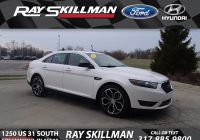 Ford Taurus Sho for Sale Elegant Certified Pre Owned 2017 ford Taurus Sho Awd