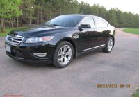 Ford Taurus Sho for Sale Lovely Make ford Model Taurus Year 2011 Body Style Payoff Car