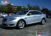 Ford Taurus Sho for Sale Lovely Used 2015 ford Taurus Sel