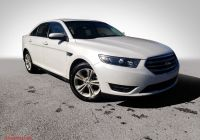 Ford Taurus Sho for Sale New Pre Owned 2016 ford Taurus Sel Fwd Sedan