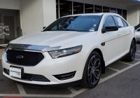 Ford Taurus Sho for Sale Unique Pre Owned 2016 ford Taurus Sho with Navigation & Awd