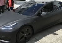 Ford Tesla Car New Electric Tesla Looks Like A Modern sophisticated Batmobile
