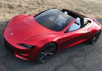 Ford Tesla Killer Unique New Tesla Roadster Will Go From 0 60mph In 1 9secs