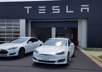 Ford Tesla Screen Awesome Culture Entertainment News