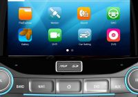 Ford Tesla Screen Luxury Details About android 8 0 Car Gps Navigation Dvd Radio Stereo for Chevrolet Malibu 2012 2016