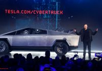 Ford Tesla Tug Of War Best Of Watch Tesla Unveil Its Electric Pickup Cybertruck In A Demo Gone Awry