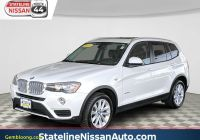 Free Carfax Report Used Cars Awesome Used 2017 Bmw X3 East Providence 47
