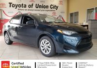 Free Carfax Used Cars Awesome 74 Certified Pre Owned toyotas In Stock